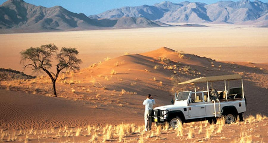 Namibia Self Drive
