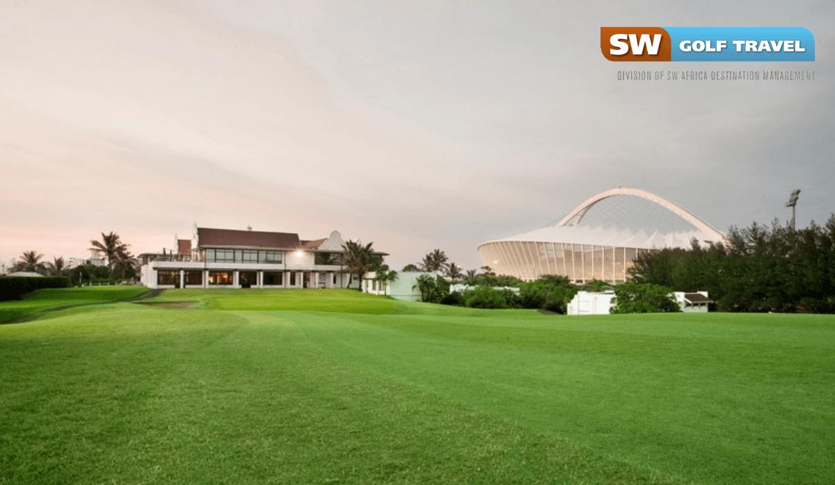 3. Durban Country Club, KwaZulu Natal
