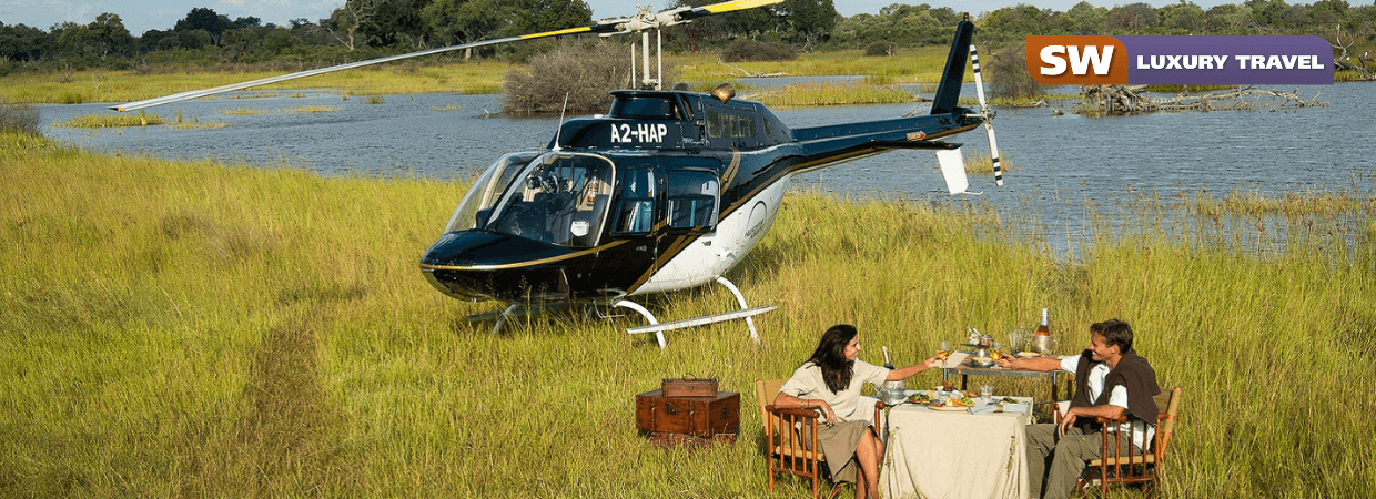 Luxury travel like never before in Africa