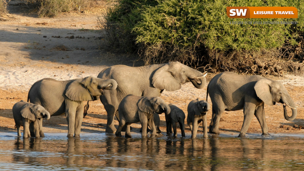 environmental management in Botswana