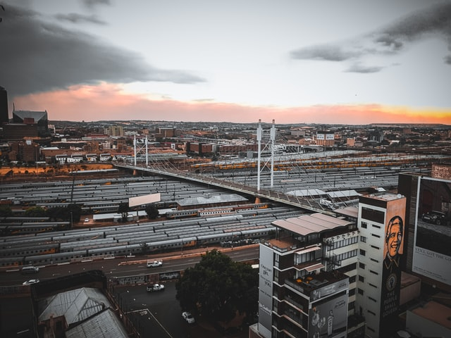 Johannesburg Package