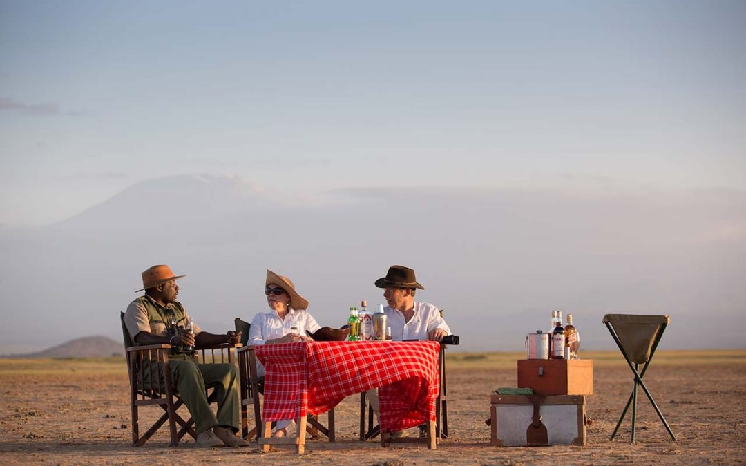 Nairobi, Amboseli, Nakuru and Maasai Mara