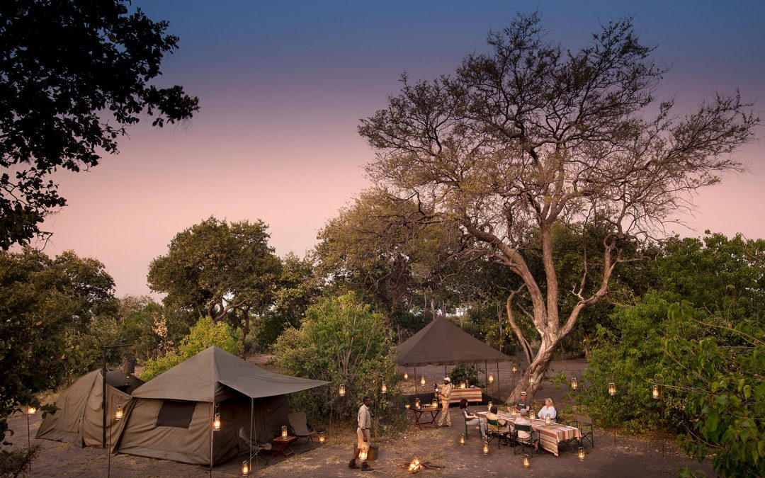 Livingstone (Zambia) & Chobe (Botswana)