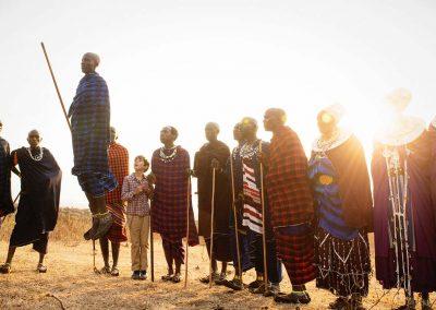 Ngorongoro, Serengeti and Manyara