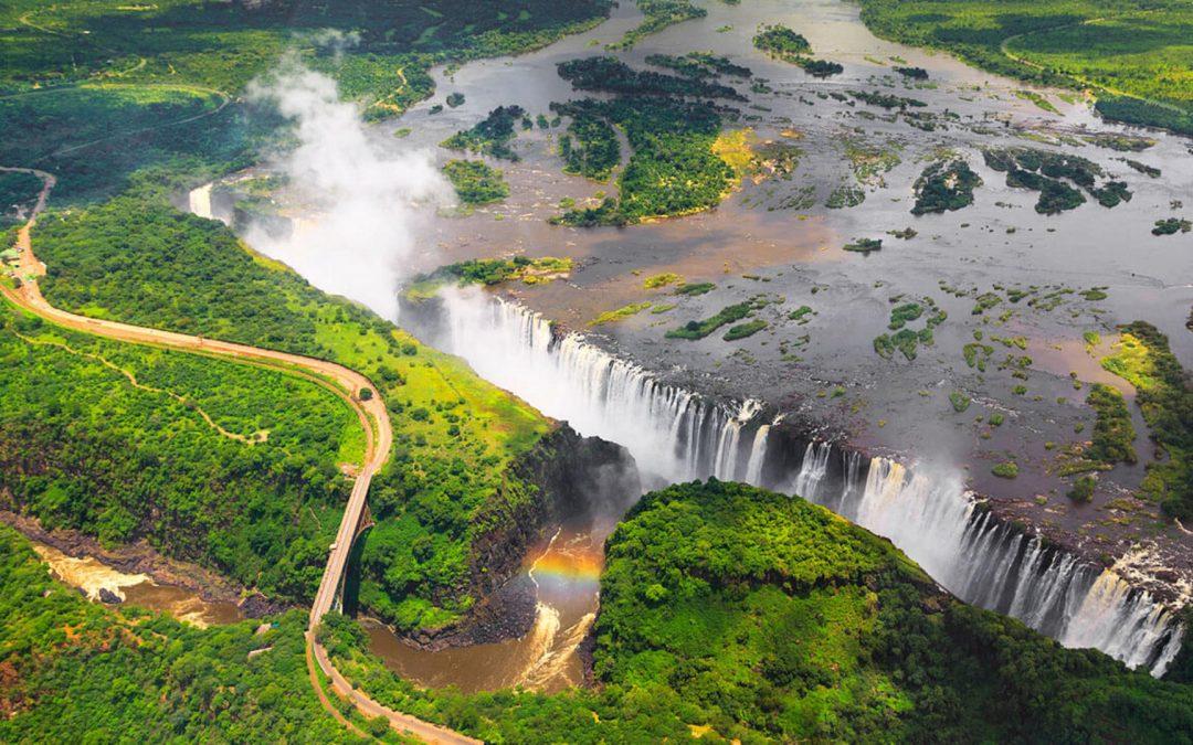Victoria Falls, Chobe, Okavango & Cape Town Combination
