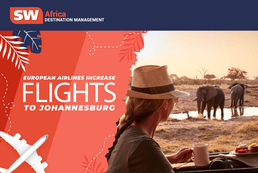 European Airlines Increase Flights to Johannesburg